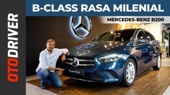 VIDEO: Mercedes-Benz B-Class 2019 | First Impression | OtoDriver