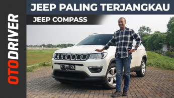 VIDEO: Jeep Compass 2019 Review Indonesia | OtoDriver