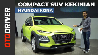VIDEO: Hyundai Kona 2019 | First Impression | OtoDriver