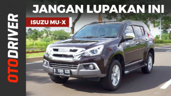 VIDEO: Isuzu MU-X 2019 | Review Indonesia | OtoDriver
