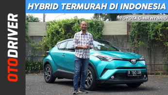 VIDEO: Toyota C-HR Hybrid 2019 Review Indonesia | OtoDriver