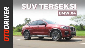 VIDEO: BMW X4 2019 Review Indonesia | OtoDriver