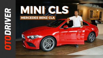 VIDEO: Mercedes-Benz CLA 2019 | First Impression | OtoDriver