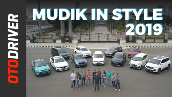 VIDEO: Mudik in Style 2019 | OtoDriver | Supported by Garda Oto