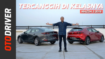 VIDEO: MAZDA 3 2019 | First Impression Indonesia | OtoDriver