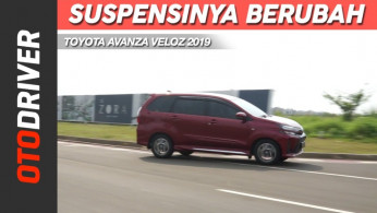 VIDEO: Toyota Avanza Veloz 2019 Review Indonesia | OtoDriver