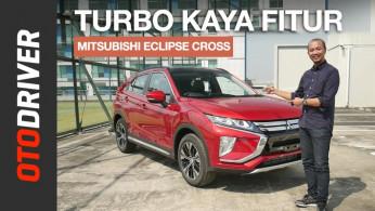 VIDEO: Mitsubishi Eclipse Cross 2019 | First Impression | Otodriver