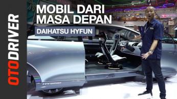 VIDEO: Daihatsu HyFun | First Impression | OtoDriver