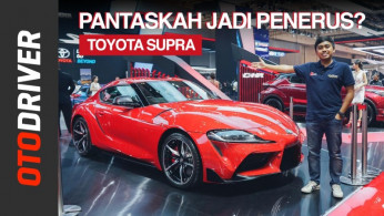VIDEO: Toyota Supra 2019 | First Impression | OtoDriver