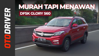 VIDEO: DFSK Glory 560 2019 Review Indonesia | OtoDriver