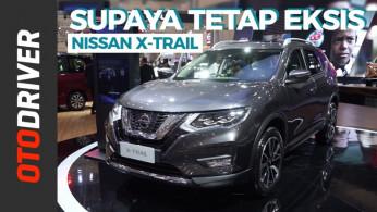 VIDEO: Nissan X-Trail 2019 | First Impression | OtoDriver