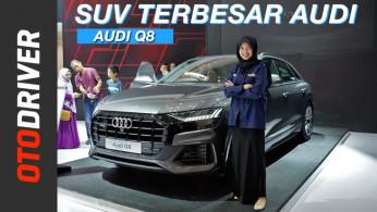 VIDEO: Audi Q8 2019 | First Impression | OtoDriver