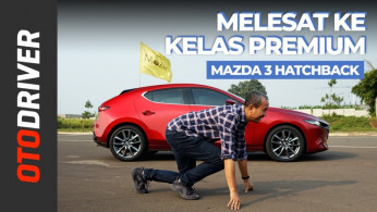 VIDEO: Mazda 3 Hatchback 2019 | Review Indonesia | OtoDriver