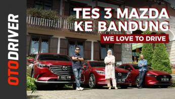 VIDEO: We Love to Drive: Mazda | OtoDriver