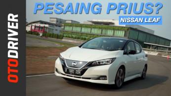 VIDEO: Nissan Leaf 2019 | First Drive | OtoDriver