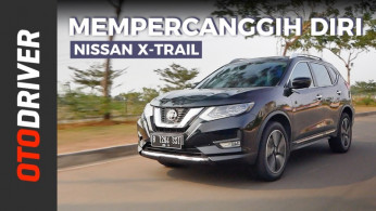 VIDEO: Nissan X-Trail 2019 Review Indonesia | OtoDriver