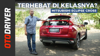 VIDEO: Mitsubishi Eclipse Cross 2019 Review Indonesia | OtoDriver