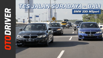 VIDEO: BMW 330i M-Sport 2019 Review Indonesia | OtoDriver