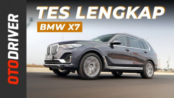 VIDEO: BMW X7 2019 Review Indonesia | OtoDriver