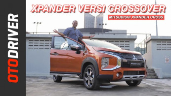 VIDEO: Mitsubishi Xpander Cross 2019 | First Impression | OtoDriver
