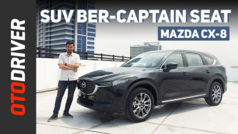 VIDEO: Mazda CX-8 2019 | First Impression | OtoDriver
