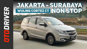 VIDEO: Wuling Cortez CT | Road Trip | OtoDriver