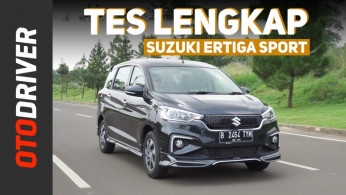 VIDEO: Suzuki Ertiga Suzuki Sport 2019 | Review Indonesia | OtoDriver