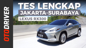 VIDEO: Lexus RX300 | Review Indonesia | OtoDriver