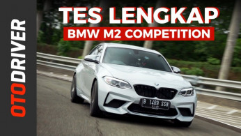 VIDEO: BMW M2 Competition 2019 | Review Indonesia | Otodriver