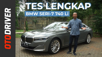 VIDEO: BMW Seri-7 2020 | Review Indonesia | OtoDriver