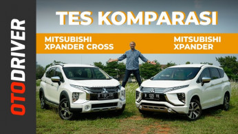 VIDEO: Mitsubishi Xpander Cross VS Mitsubishi Xpander 2020 | Review Indonesia