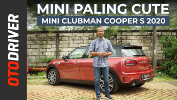 VIDEO: Mini Clubman 2020 | First Impression | OtoDriver