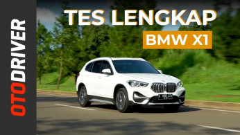 VIDEO: BMW X1 2020 Review Indonesia | OtoDriver
