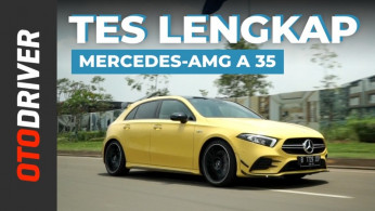 VIDEO: Mercedes-AMG A 35 2020 | Review Indonesia | OtoDriver