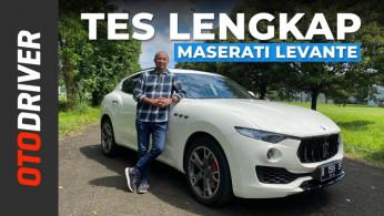 VIDEO: Maserati Levante 2020 | Review Indonesia | OtoDriver