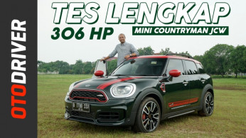 VIDEO: MINI Countryman JCW 2020 | Review Indonesia | OtoDriver