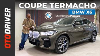 VIDEO: BMW X6 2020 | First Impression | OtoDriver