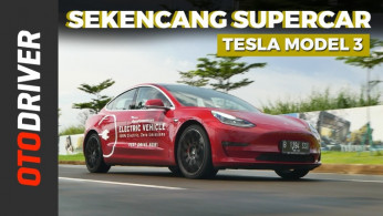 VIDEO: Tesla Model 3 Performance 2020 | Review Indonesia | OtoDriver
