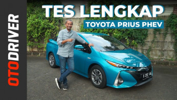 VIDEO: Toyota Prius PHEV 2020 | Review Indonesia | OtoDriver