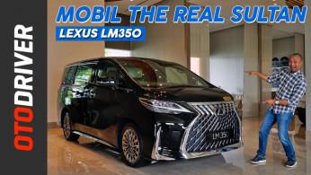 VIDEO: Lexus LM 2020   First Impression   OtoDriver