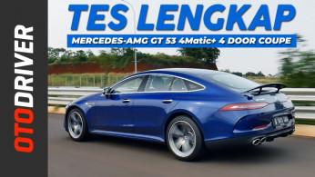 VIDEO: Mercedes-AMG GT 53 4Matic+ 4 Door Coupe 2020
