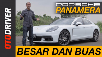 VIDEO: Porsche Panamera 2017 Review | OtoDriver
