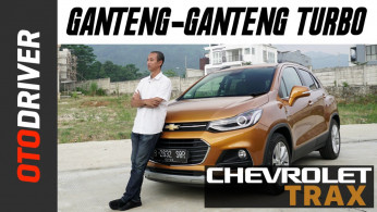 VIDEO: Review Chevrolet Trax Facelift 2017 | OtoDriver