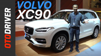 VIDEO: Volvo XC 90 Review | OtoDriver
