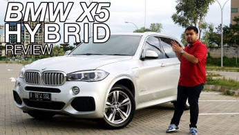 VIDEO: BMW X5 Hybrid 2017 Review | OtoDriver