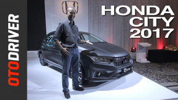 VIDEO: Honda New City 2017 First Impression Review | OtoDriver