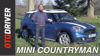 VIDEO: MINI Countryman 2017 First Drive Review | OtoDriver