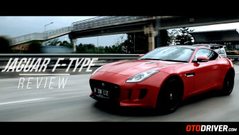 VIDEO:  Jaguar F-Type 2016 Review | OtoDriver