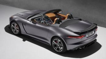 VIDEO: Jaguar F-Type SVR, Tembus 322 km/jam!