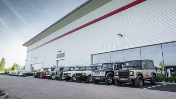 VIDEO: Divisi Restorasi Jaguar Land Rover Dibuka. Siap Restorasi Mobil Klasik